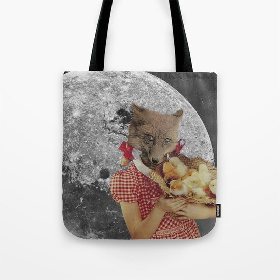 Counting chickens Tote Bag