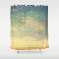 Margate Sunset Shower Curtain