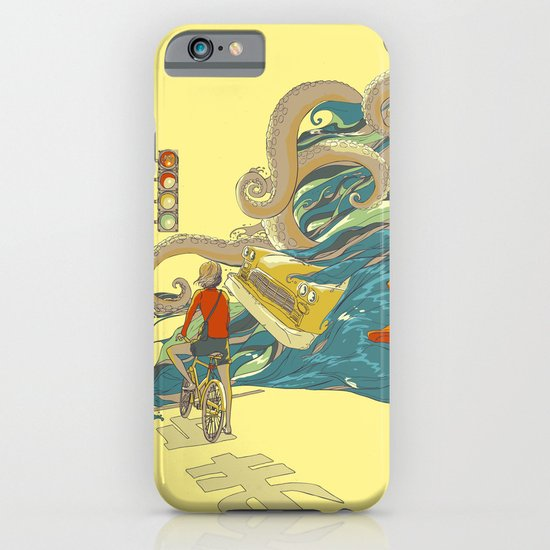 Traffic Monday iPhone & iPod Case