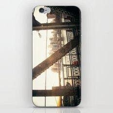 Feel It All Around iPhone & iPod Skin