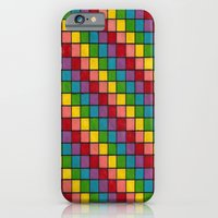 Rainbow Board iPhone 6 Slim Case