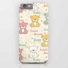 Sleeping Bear iPhone 6 Slim Case