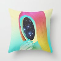 Galexia Throw Pillow