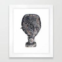 SOUL SAILOR no.4 Framed Art Print