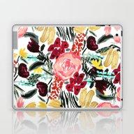 Wild Garden II Laptop & iPad Skin