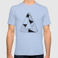 Personal Stormer Triangl… Mens Fitted Tee Athletic Blue SMALL
