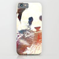 A.melanoleuca iPhone 6 Slim Case
