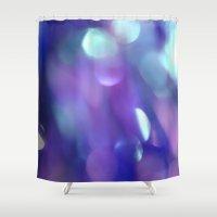 Soft Focus Shower Curtain