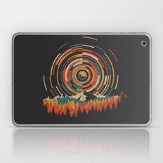 The Geometry of Sunrise Laptop & iPad Skin