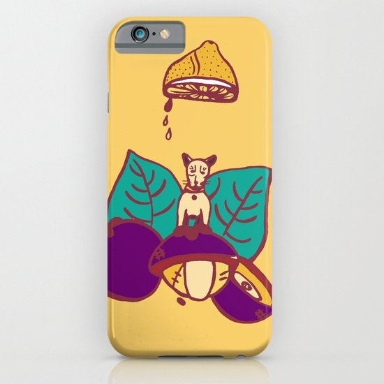 lemon drops iPhone & iPod Case
