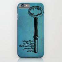Education Key. iPhone 6 Slim Case