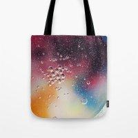 Bubble Power Tote Bag