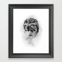 Brirdhead Framed Art Print