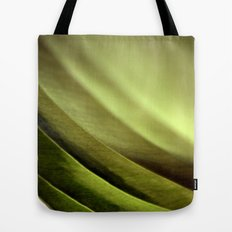 Abstract Leaf Tote Bag