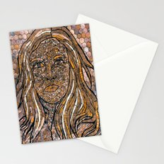 Bronzed Stationery Cards