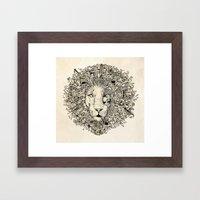The King's Awakening Framed Art Print