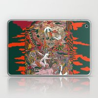 WIND THE SWAN Laptop & iPad Skin