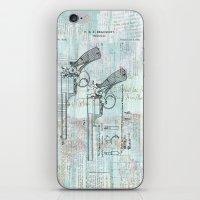 Beaumont Revolver  iPhone & iPod Skin