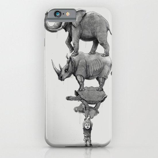 In Your Hands iPhone & iPod Case