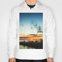 Gulf Coast Sunset Hoody