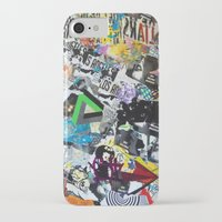 los angeles iPhone & iPod Cases featuring LOS ANGELES by Brandon Neher