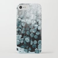 wood iPhone & iPod Cases featuring wood  by mark ashkenazi