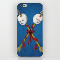 Las Jaras iPhone & iPod Skin