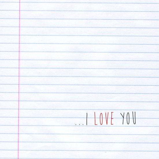 ...I Love you Art Print