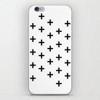 Swiss Cross iPhone & iPod Skin