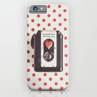 Love Photography iPhone 6 Slim Case