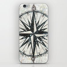 Live Travel Adventure Bless iPhone & iPod Skin