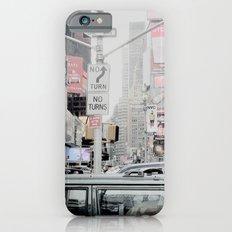 NEW YORK 2 Slim Case iPhone 6s