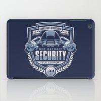 Compliance Enforcement iPad Case