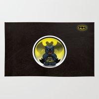 Super Bears - the Moody One Rug