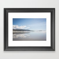 Reflect Framed Art Print