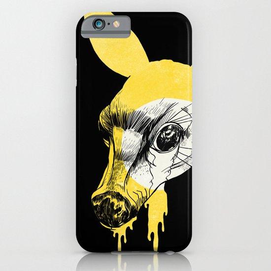 Fawn in Headlight iPhone & iPod Case