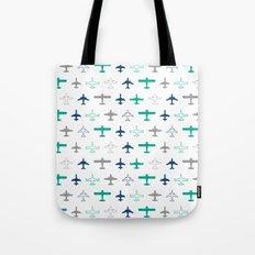Planes Tote Bag