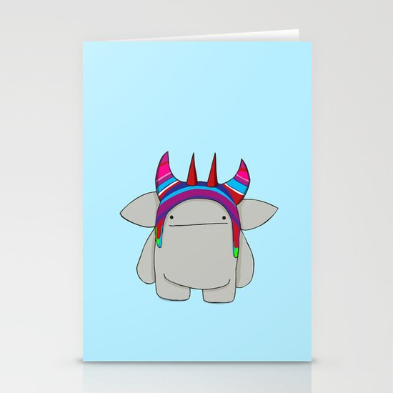 Chullo Stationery Card