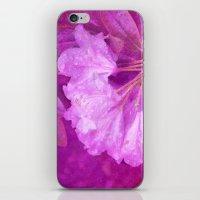 Flower 1 iPhone & iPod Skin