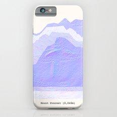 Mount Everest iPhone 6 Slim Case