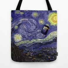 Doctor Who 010 Tote Bag