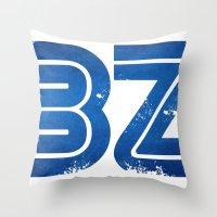 CBZL//Arcade Logo Throw Pillow