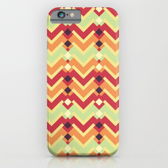 Fractal mountains - salad iPhone & iPod Case