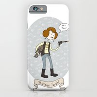 Star Wars fan-girl iPhone 6 Slim Case