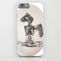 Mixed Media Drawing : Me… iPhone 6 Slim Case