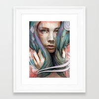 Onawa Framed Art Print