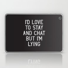 Chat Laptop & iPad Skin