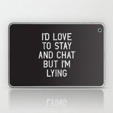 Chat Laptop & iPad Skin