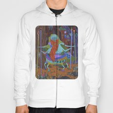 The Spider Wizard Hoody
