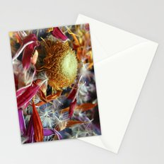 Flower Deconstruction 1 Stationery Cards